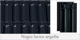 CREATON - Negru lucios angoba